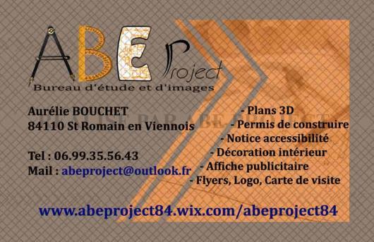 Abe project aur lie bouchet dessinateur en batiment for Dessinateur bureau etude